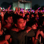 histeria,cielers,fans,laruku,konser,cielers indonesia