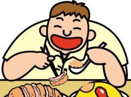 pola makan,diet,obesitas,kegemukan,langsing,berat badan