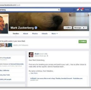 hacker retas zuckerberg