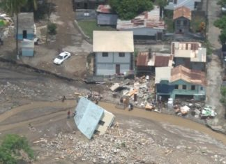 12 Orang Tewas Diterjang Badai Erika Dominika