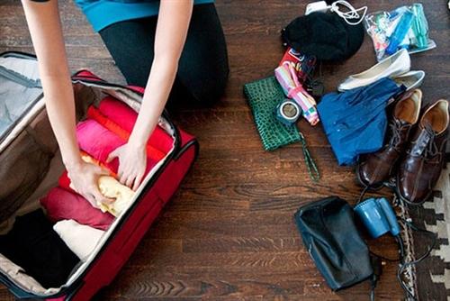 mengepak barang, koper ringkas, tips kabarnesia