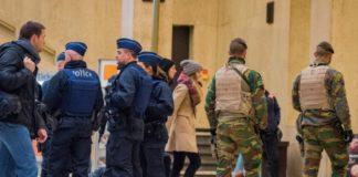 waspada belgia, teror paris, penutupan brussels