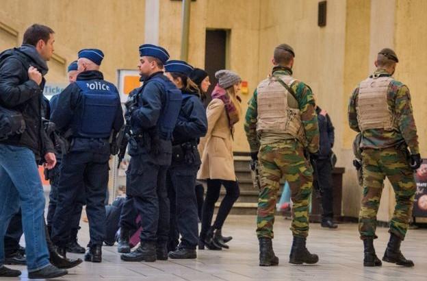Belgia Perpanjang Kewaspadaan di Brussels Pasca Teror Paris