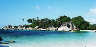 bangka belitung, wisata pantai, pantai matras