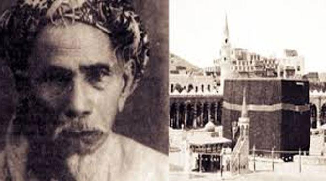 syaikh khatib, masjidil haram, makkah