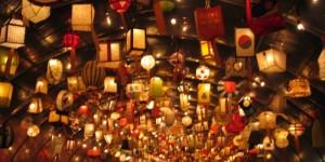Gubernur Jawa Tengah Resmi Buka Pasar Imlek Semawis di Semarang