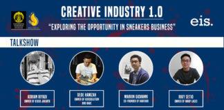 creative industry, EIS FEB UI,