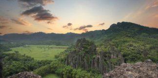 Gunung Sepikul, Spot Selfie, Legenda Rakyat