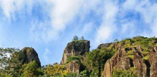 wisata alam, gunung purba, pendaki