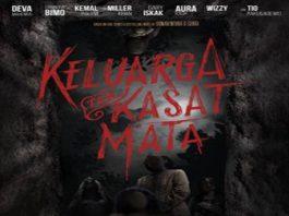 Poster Film Keluarga Tak Kasat Mata