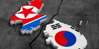 asal-usul perseteruan korea utara dan korea selatan