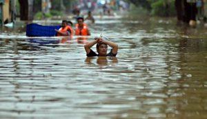 Bencana banjir masih menjadi momok utama di Indonesia
