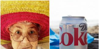 Minuman bersoda rahasia panjang umur nenek berusia 104 tahun