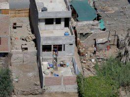 Gempa Bumi di Peru