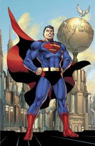 superman kembali dengan celana dalam merahnya