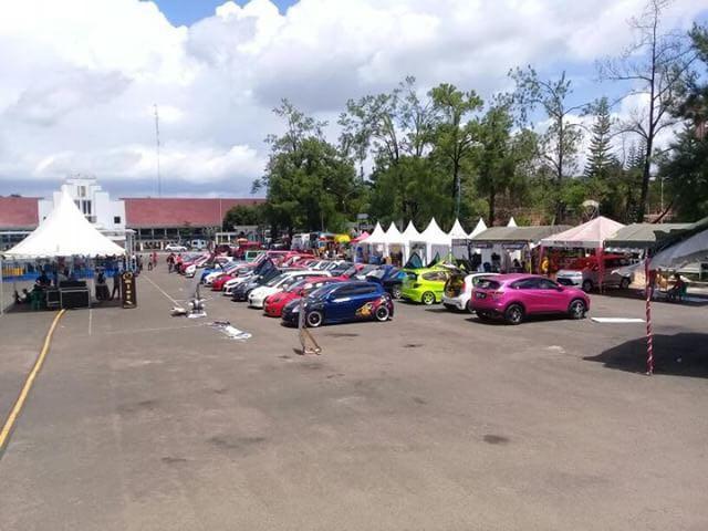AVOID Fun Time Rally (Komunitas Avanza Indonesia)