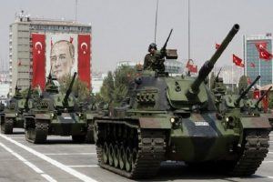 Kekuatan Militer Turki Nomor Satu di Timteng