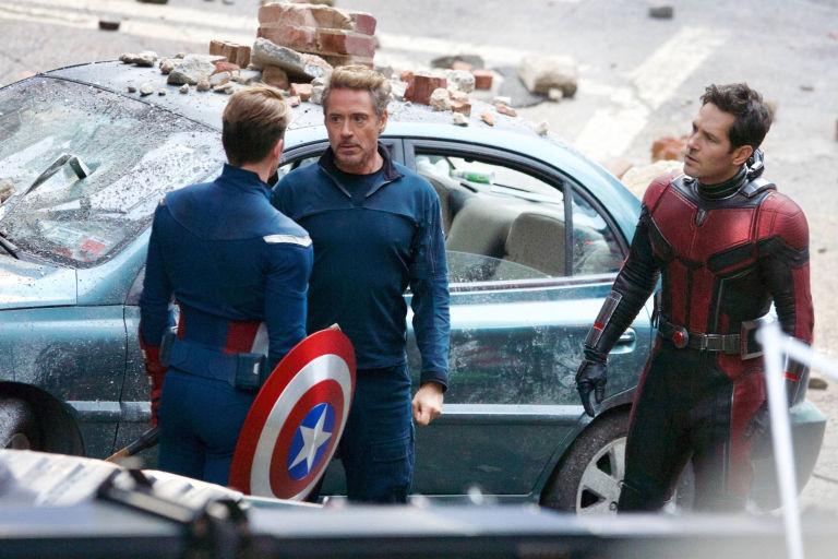 Marvel Cinematic Universe - Avengers 4