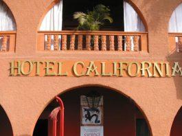 Hotel California milik The Eagles disalahgunakan