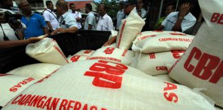 impor beras