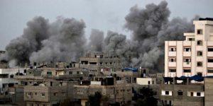 agresi militer israel
