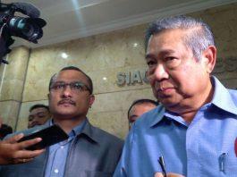 Susilo Bambang Yudhoyono terseret kasus e-KTP