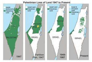 wilayah israel saat ini