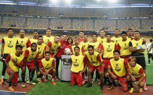 Persija Jakarta menjuarai kompetisi Boost Sportfix Super Cup di Malaysia