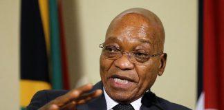 Jacob Zuma, Presiden Afrika Selatan dituduh korupsi