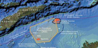 Perjanjian Maritim Australia dan Timor Leste