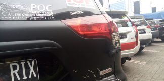 Pajero owner community