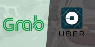 grab dan uber