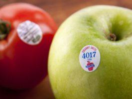 stiker buah