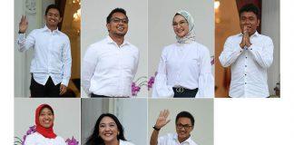 staff milenial,jokowi,staff jokowi,putri tanjung