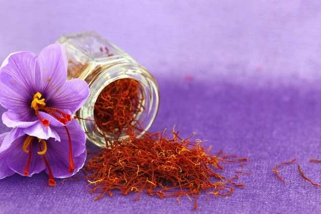 saffron,bunga saffron